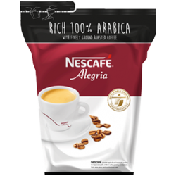 Nescafé - Alegria Rich 100%...