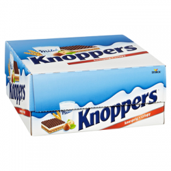 Knoppers 24x25 g (1Karton)